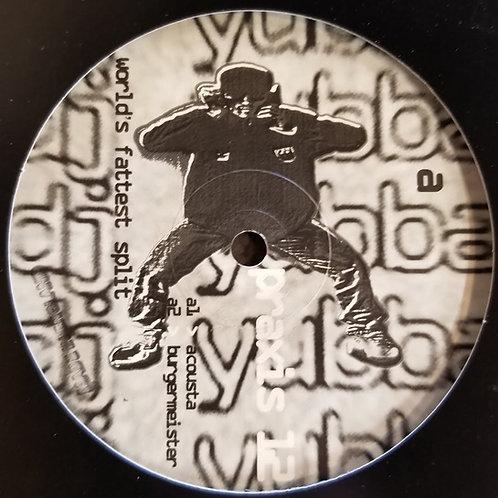 "DJ Yubba & Deviant ""World's Fattest Split"""
