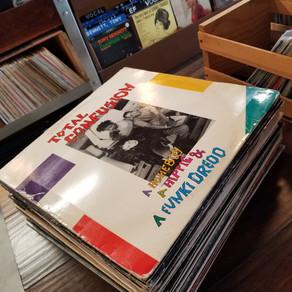 Oldschool Techno, Acid House Vinyl Stack