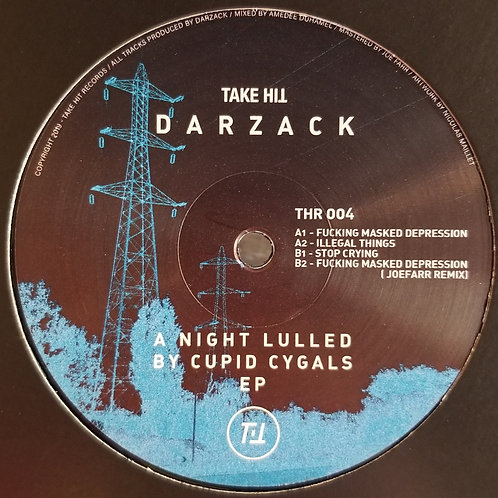 """Darzack """"A Night Lulled By Cupid Cygals EP"""""""