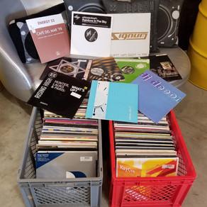 Trance, House, Techno, Progressive record collection