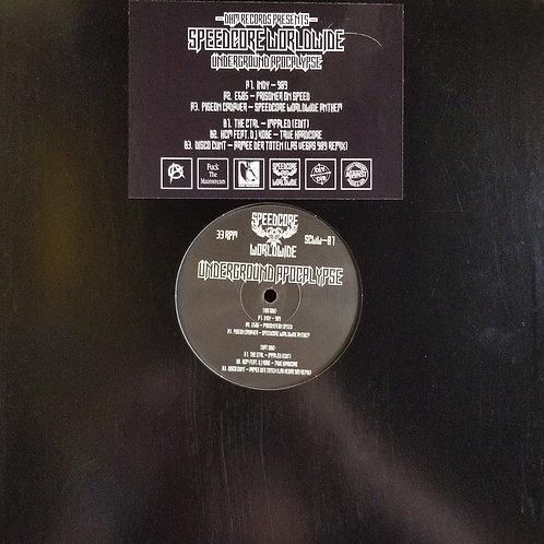"Various Artists ""Underground Apocalypse"""
