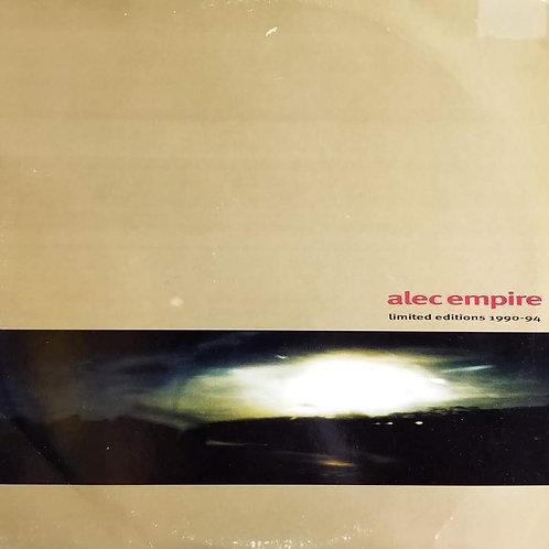 "Alec Empire ""Limited Editions 1990-94"""