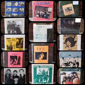 "Beatles ""Unofficial Releases-Bootlegs"""