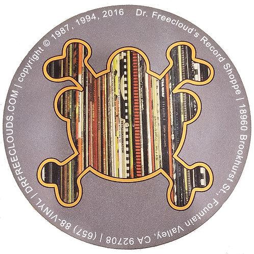 "Vinyl Freecloud ""Slipmat"""