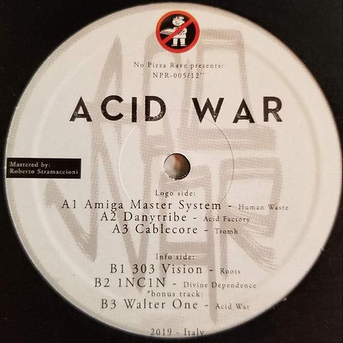 """Various Artists """"Acid War"""""""