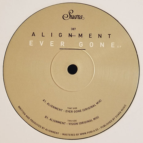 """Alignment """"Ever Gone EP"""""""