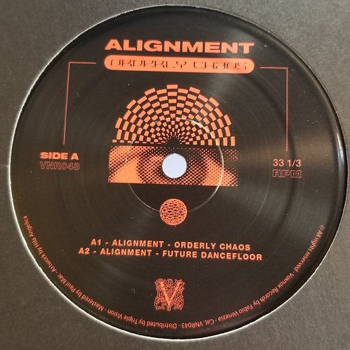 """Alignment """"Orderly Chaos"""""""