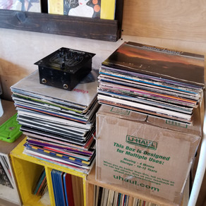Tons of used vinyl arrivals over the RSD weekend