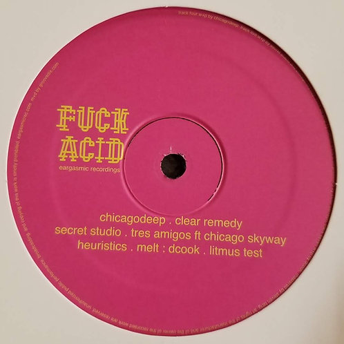 """Various Artists """"Fuck Acid Part Two"""""""
