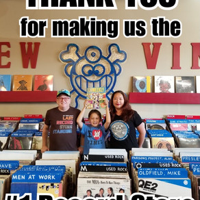 A huge Thank You to all our customers, supporters & fans!