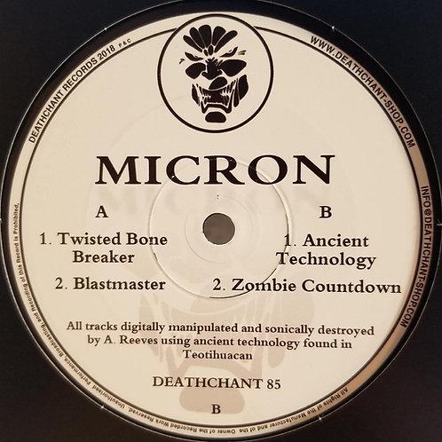 "Micron ""Twisted Bone Breaker"""