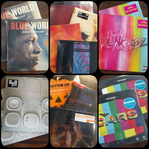 Friday's rock when NEW Vinyl arrives!