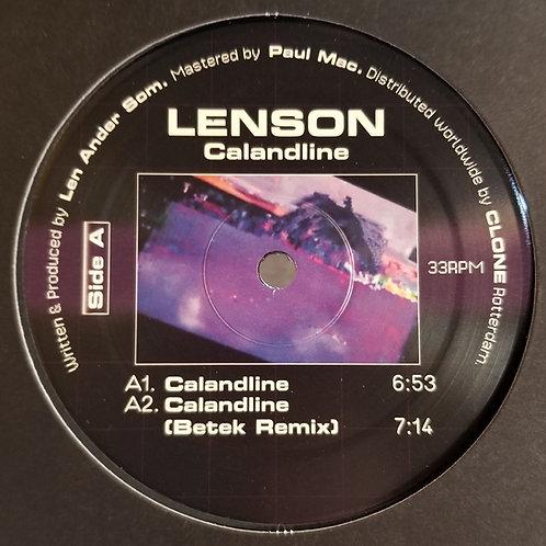 "Lenson ""Calandline"""