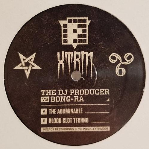 """The DJ Producer vs Bong-Ra """"The Abominable"""""""