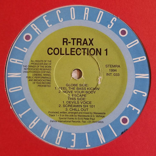 """R-Trax """"R-Trax Collection 1"""""""
