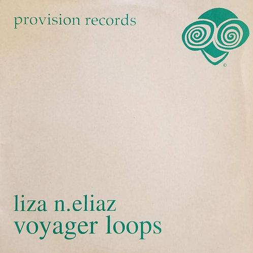 """Liza N. Eliaz """"Voyager Loops"""""""