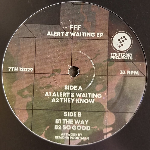 "FFF ""Alert & Waiting EP"""