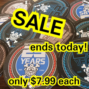 Slipmats SALE Ends Today!
