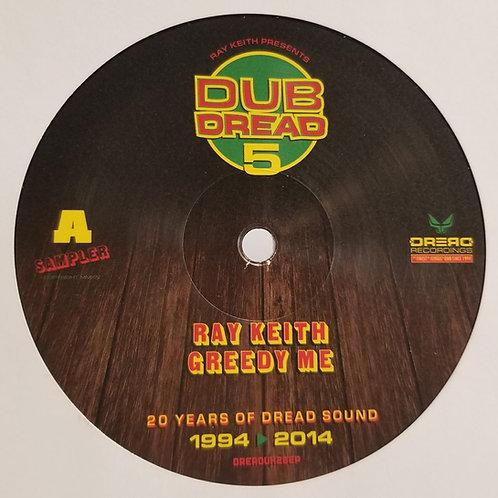 "Ray Keith & Renegade Live ""Dub Dread 5 Sampler EP"""