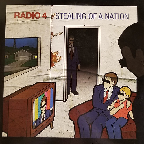 "Radio 4 ""Stealing Of A Nation"""