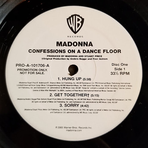 """Madonna """"Confessions On A Dance Floor"""""""