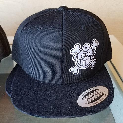 """Dr. Freecloud's Official Logo Hat """"Black"""""""