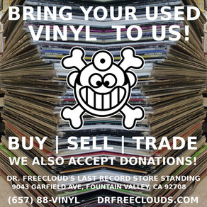 We Buy Your Vinyl