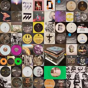 2 weeks 2 large dance vinyl shipments