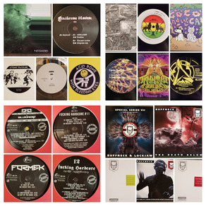 Another new Hardcore, Acid, Jungle, Techno vinyl shipment