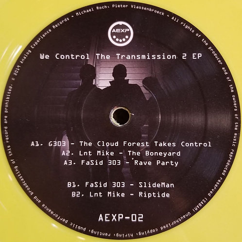 """Lnt Mike, FaSid303, G303 """"We Control The Transmission EP 2"""""""