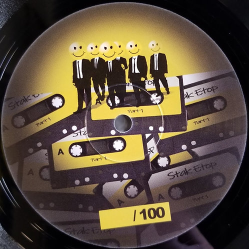 "Stak Etop ""Acid Night Live 08 & 09"""