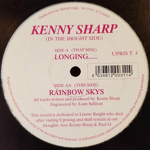 "Kenny Sharp ""Longing"""