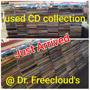 Giant CD collection just arrived