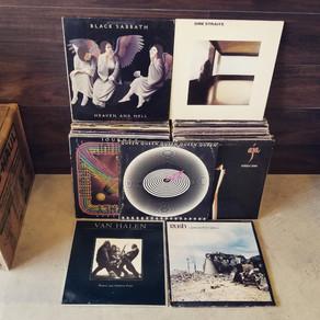 Classic Rock Vinyl Stack