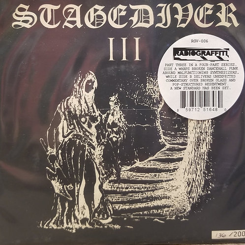 "Stagediver ""III"""