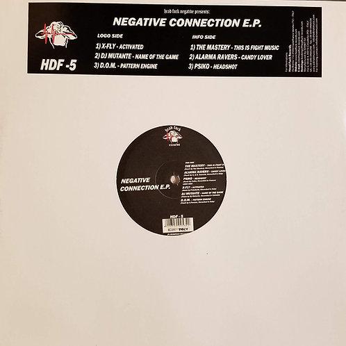 """Various Artists """"Negative Connection E.P"""""""