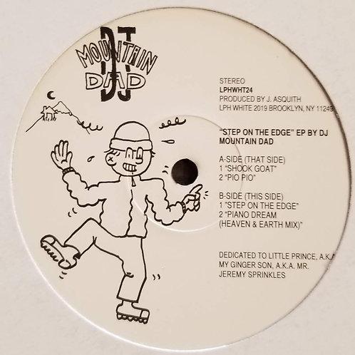 "DJ Mountain Dad ""Step On The Edge"""