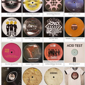 Loads of new Vinyl releases added to our online store!