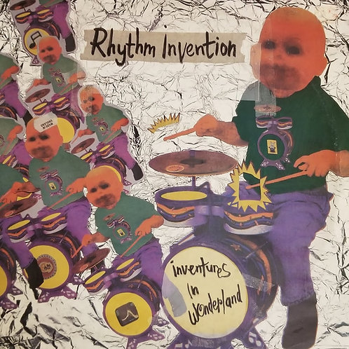 "Rhythm Invention ""Inventures In Wonderland"""
