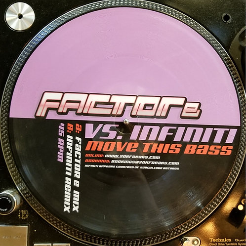 """FactorE """"Move This Bass"""""""