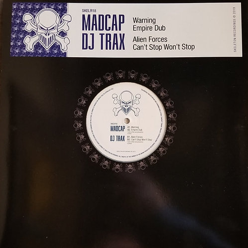 "Madcap & DJ Trax ""Warning"""