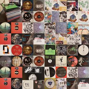 Here's last weeks new Dance Music Vinyl shipment