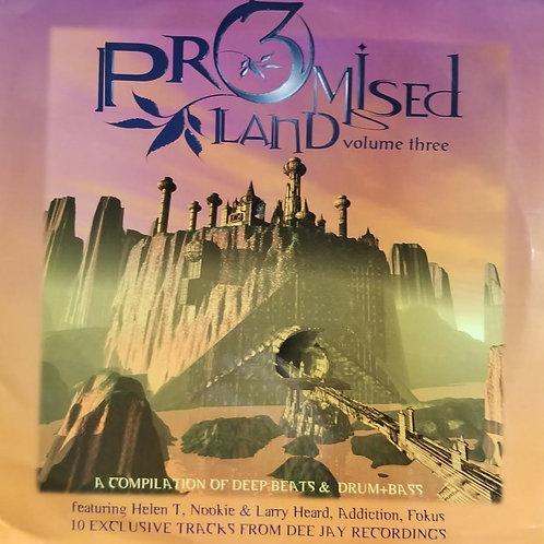"""Various Artists """"Promised Land Volume Three"""""""