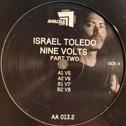 "Israel Toledo ""Nine Volts Part Two"""