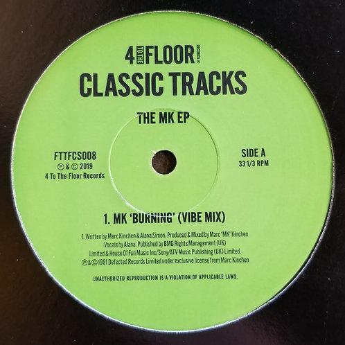 """MK """"The MK EP"""""""
