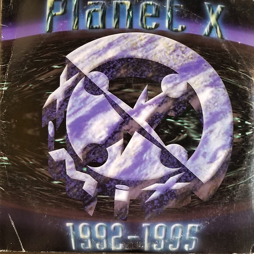 "Various Artists ""X-Mix Planet X 1992-1995"""