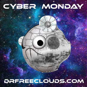 Cyber Monday @ DRFREECLOUDS.COM