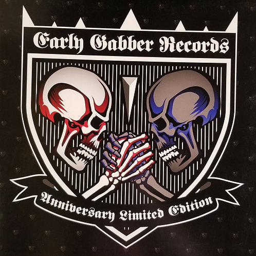 """Various Artists """"Early Gabber Records – 5 Years Early Gabbers"""""""