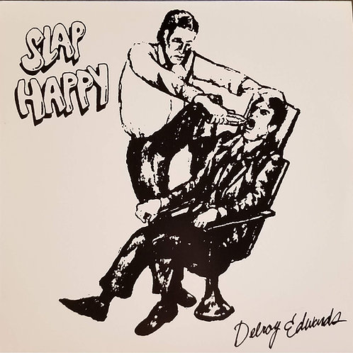 "Delroy Edwards ""Slap Happy"""