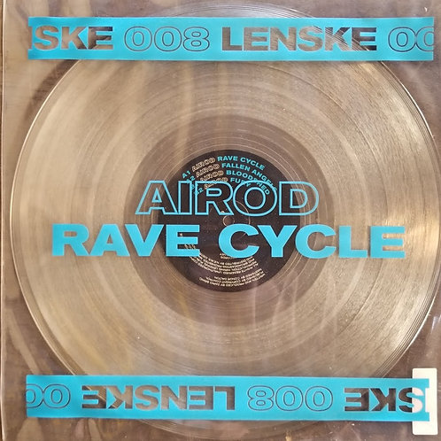 """Airod """"Rave Cycle EP"""""""